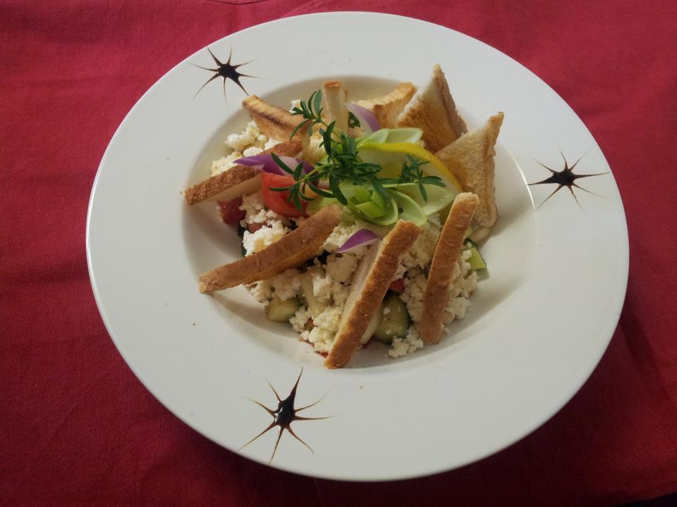 Juhtúrós kevert saláta